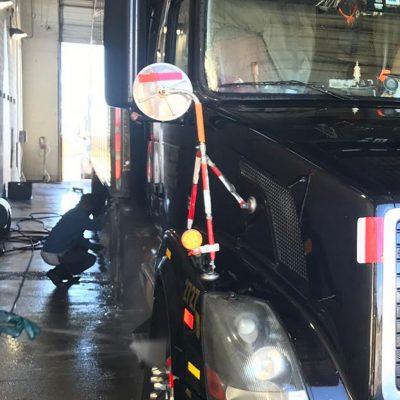 Truck Hand Wash