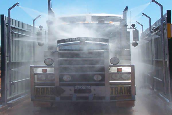 Truck Wash Nearest Location